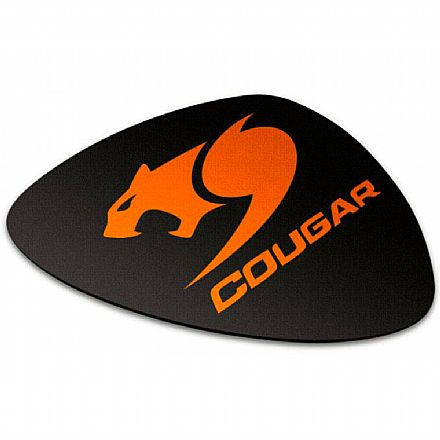 Mouse Pad Gamer Cougar Shield - 207 x 207mm - Preto - CGR-SHIELD