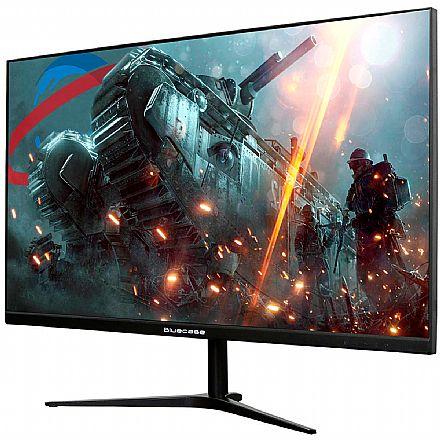 """Monitor 27"""" Bluecase Gamer BM278GWCASE - 2.5K Quad HD - 75Hz - 5ms - DisplayPort/HDMI"""