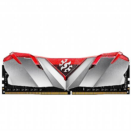 Memória 8GB DDR4 3600MHz Adata XPG Gammix D30 - 1.2V - CL18 - AX4U360038G18A-SR30