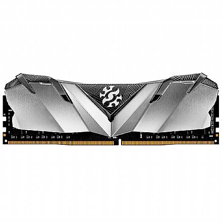 Memória 8GB DDR4 2666MHz Adata XPG Gammix D30 - 1.2V - CL16 - AX4U266638G16-SB30