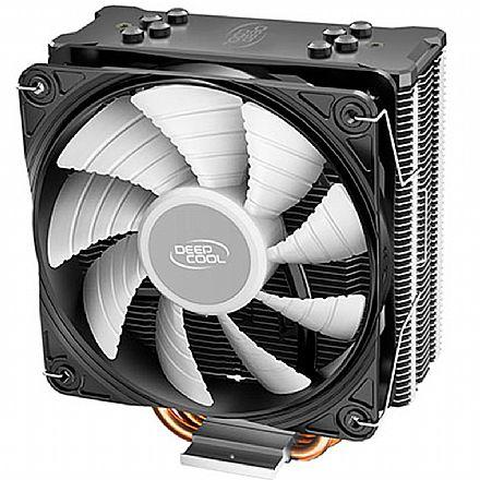 Cooler DeepCool Gammaxx GT V2 (AMD / Intel) - LED RGB - Hydro Bearing - DP-MCH4-GMX-GTV2
