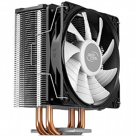 Cooler DeepCool Gammaxx GTE V2 (AMD / Intel) - LED RGB - Hydro Bearing - DP-MCH4-GMX-GTEV2
