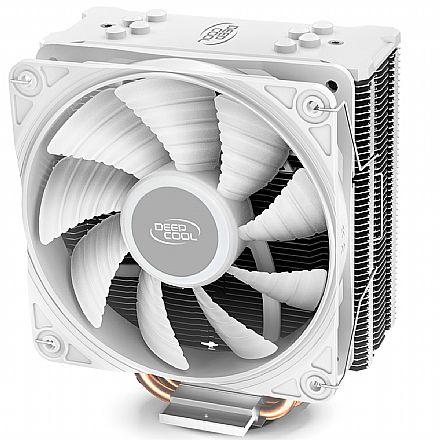 Cooler DeepCool Gammaxx GTE V2 (AMD / Intel) - Hydro Bearing - Branco - DP-MCH4-GMX-GTE-V2WH