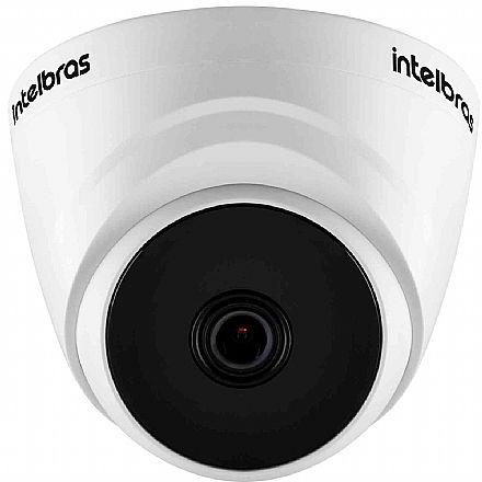 Câmera de Segurança Dome - Lente 3.6mm - com Infravermelho - Multi-HD - Branca - Intelbras VHD 1120 D G5