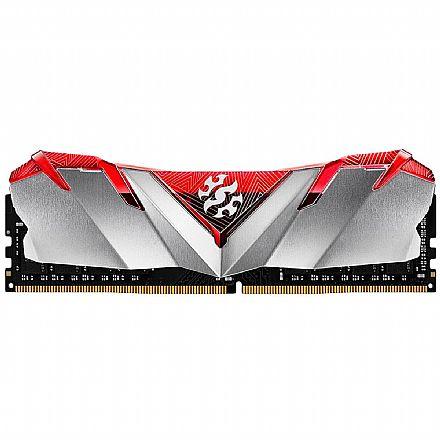 Memória 8GB DDR4 2666MHz Adata XPG Gammix D30 - 1.2V - CL16 - AX4U266638G16-SR30