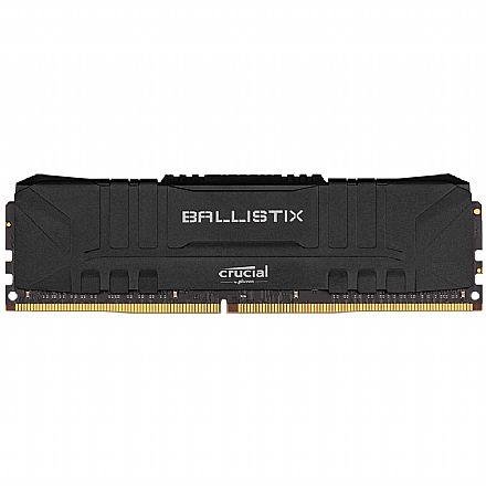 Memória 4GB DDR4 2400MHz Crucial Ballistix Sport LT - 1.2V - CL16 - BL2K4G24C16U4B