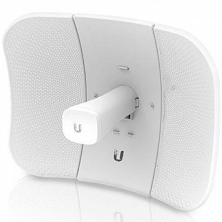 CPE Ubiquiti LiteBeam 5AC Gen2 airMAX - LBE-5AC-LR - 5 GHz - Antena 26dBi - Throughput 450Mbps - Management Wi-Fi Radio