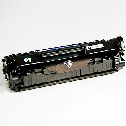 Toner compatível HP Q2612A - LHQ2612A - Para HP 1010, 1012, 1015, 1018, 1020, 1022, 3015, 3030, 3050, 3052, 1319, M1005, 1022N, 3050N, 3055N, 1319F, 3055NF, M1319F, 1022NW