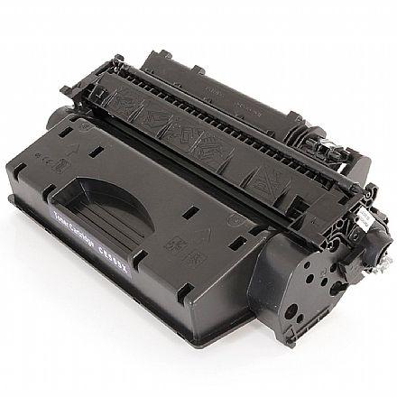 Toner compatível HP CE505X CF280X - Universal H-501 - Para HP P2055, P2055N, P2055DN, P2055X, M401, M401DW, M401DN, M401DNE