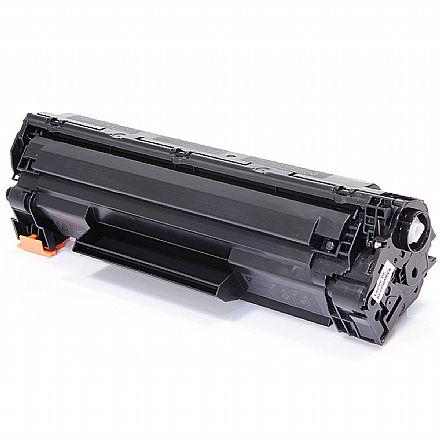 Toner compatível HP CB435A CB436A CE285A - Universal LHCB435A - Para HP P1005, P1006, P1100, P1102, P1102W, P1104, P1104W, P1106, P1106W, P1107, P1107W, P1108, P1108W, P1109, P1109W, M1132, M1210