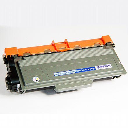 Toner compatível Brother TN780 TN3392 - LBTN780 - Para HL5440D, 5445D, 5450DN, 5470DW, 5470DWT, 6180DW, 6180DWT, MFC8710, MFC8910DW, MFC8950DWTD, CP8155DN, DCP8150DN, DCP8110DN