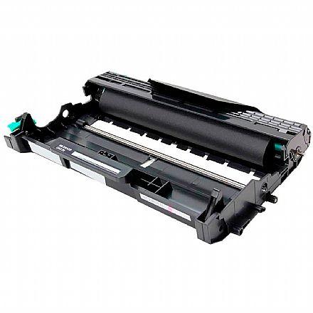 Fotocondutor compatível Brother DR410 DR420 DR450 - LBDR420 - Cilindro de Imagem para Toner TN410 TN420 TN450 - para HL 2130 2220 2230 2240 2270DW 7060 2132 5350DN DCP7055 7066 7065DN MFC7360N 7460DN