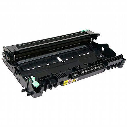 Fotocondutor compatível Brother DR360 - LBDR360 - Cilindro de Imagem para Toner TN360 - para HL2140 HL2150 HL2170W DCP7030 DCP7040 MFC7320 MFC7340 MFC7840W MFC7440N MFC7345N Lenovo LJ2200 2250N