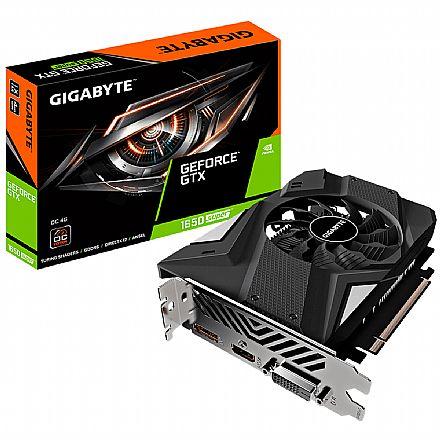 GeForce GTX 1650 SUPER 4GB GDDR6 128bits - Gigabyte GV-N165SOC-4GD