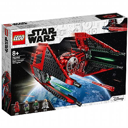 LEGO Star Wars - TIE Fighter do Major Vonreg - 75240