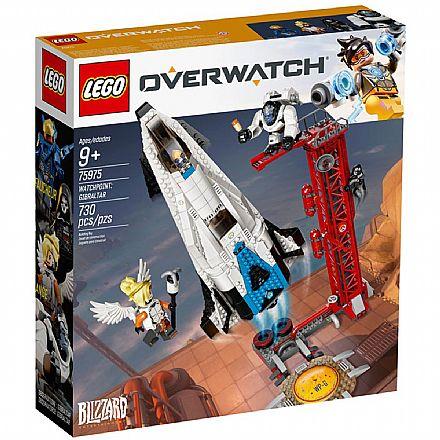 LEGO Overwatch - Ponto de Vigia: Gibraltar - 75975