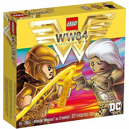 LEGO Super Heroes - Mulher Maravilha vs Cheetah - 76157