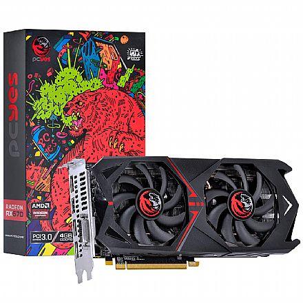 AMD Radeon RX 570 4GB GDDR5 256bits - Pcyes PJRX570G5256