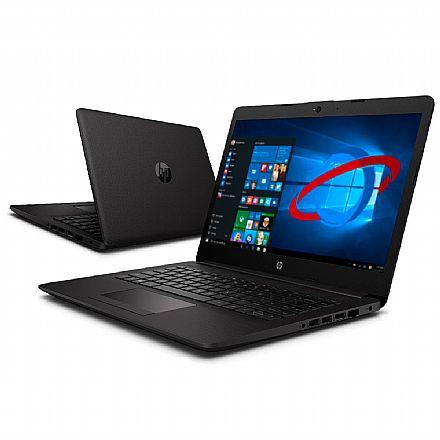 "Notebook HP 240 G7 - Tela 14"" HD, Intel i3 7020U, 4GB, HD 500GB, Windows 10 Professional"