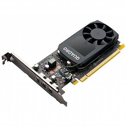Placa Gráfica Nvidia Quadro P400 2GB GDDR5 64bits - PNY VCQP400V2-PB