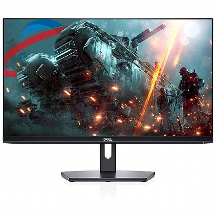 "Monitor 23.8"" Dell SE2419HR Gamer - IPS Full HD - 75Hz - 4ms - FreeSync - HDMI/VGA"
