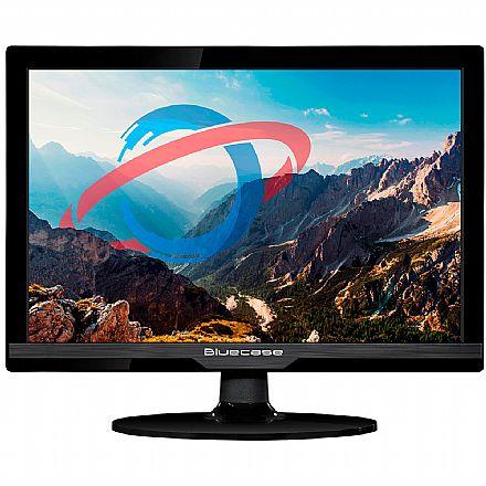 "Monitor 15.4"" Bluecase BM154X5HVW - LED - 60Hz - 6ms - HDMI/VGA"