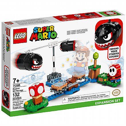 LEGO Super Mario™ - Bombardeio de Bill Balaços - Pacote de Expansão - 71366