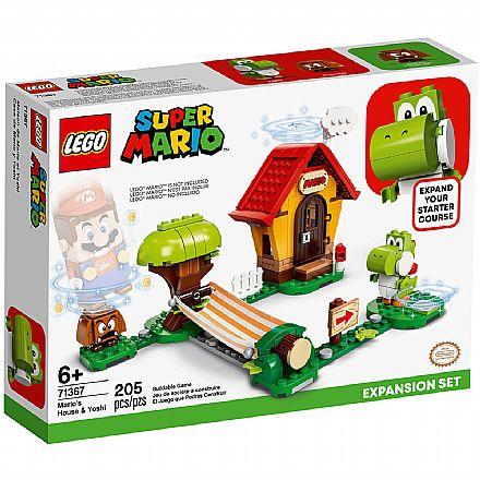 LEGO Super Mario™ - Casa de Mario e Yoshi - Pacote de Expansão - 71367