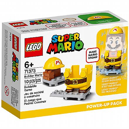 LEGO Super Mario™ - Mario Construtor - Pacote Power Up - 71373