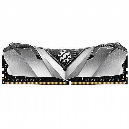 Memória 8GB DDR4 3200MHz Adata XPG Gammix D30 - 1.2V - CL16 - AX4U320038G16A-SB30