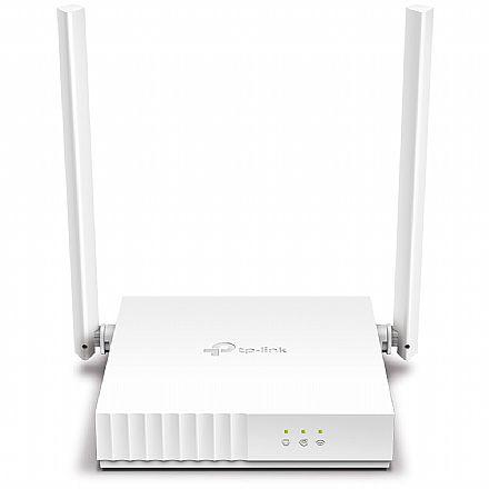 Roteador Wi-Fi TP-Link TL-WR829N - 300Mbps - Modos Roteador, Access Point, Repetidor e WISP - 2 Antenas fixas de 5dBi
