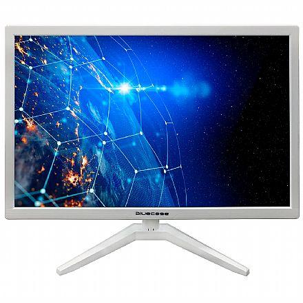 "Monitor 19"" Bluecase BM19X4HVW - 1440 x 900 - 60Hz - 3ms - HDMI/VGA - Branco"