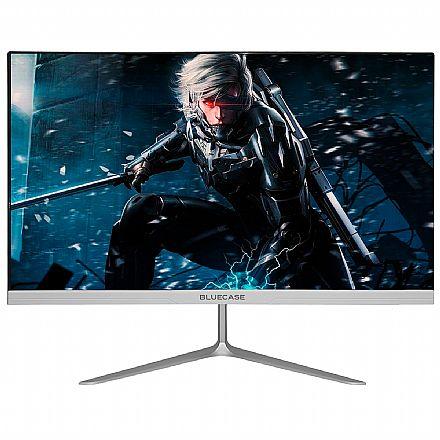 "Monitor Gamer 24"" Bluecase - Full HD - 75Hz - 5ms - HDMI/VGA - Branco - BM244GWW"