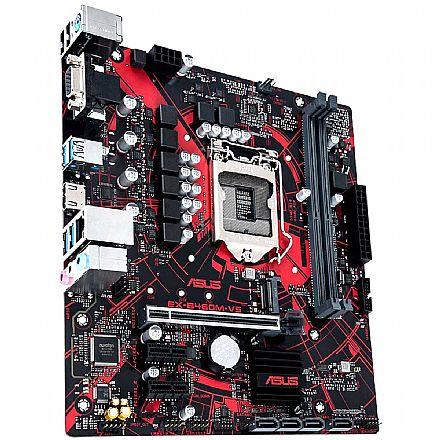 Asus EX-B460M-V5 (LGA1151 - DDR4 2933) - Chipset Intel B460 - USB 3.2 - Slot M.2 - Micro ATX