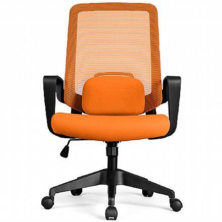 Cadeira de Escritório DT3 Office Verana V2 - Laranjada - 12075-5