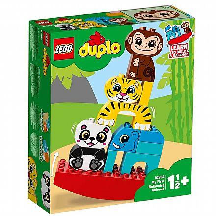 LEGO Duplo - Os Meus Primeiros Animais Equilibristas - 10884