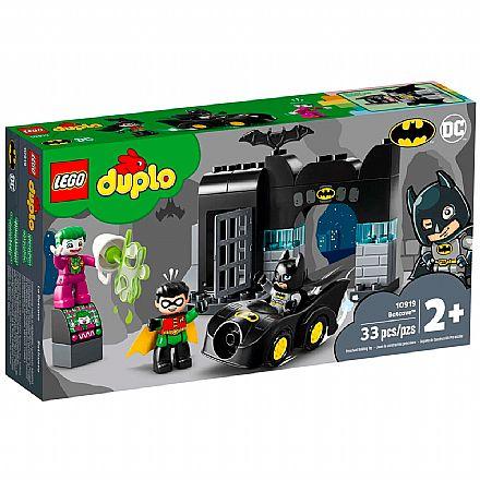 LEGO Duplo - Batman Batcaverna - 10919