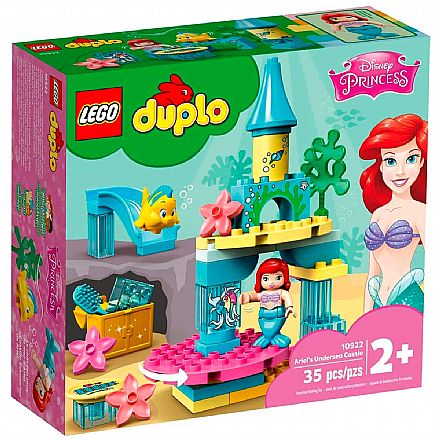 LEGO Duplo - O Castelo do Fundo do Mar da Ariel - 10922