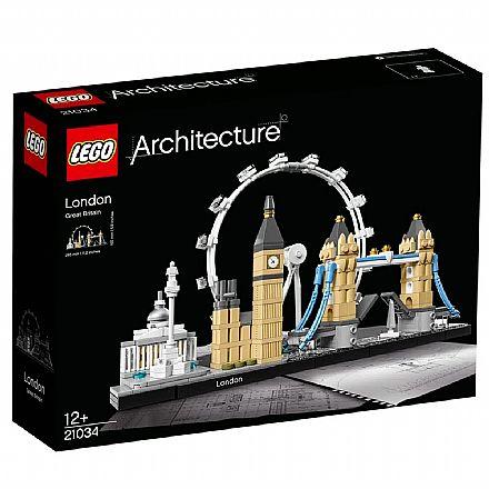 LEGO Architeture - Londres - 21034