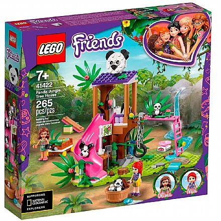 LEGO Friends - Casa do Panda na Árvore da Selva - 41422