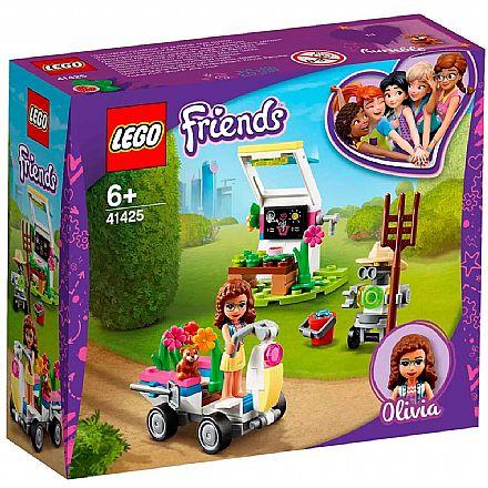 LEGO Friends - O Jardim de Flores da Olivia - 41425