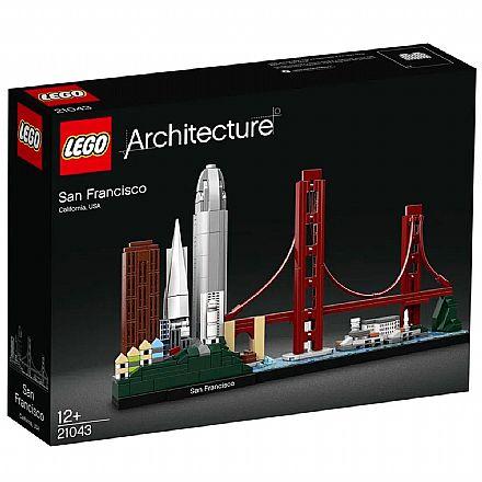 LEGO Architecture - São Francisco - 21043