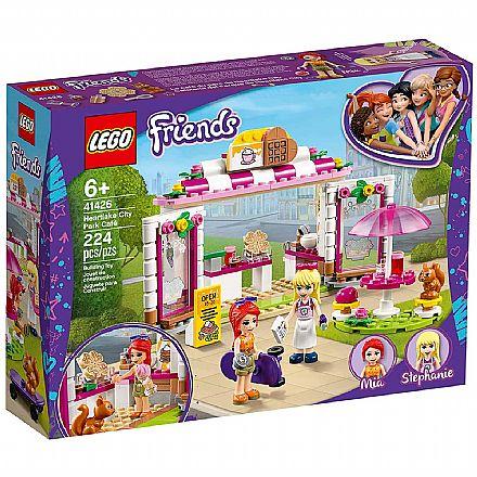 LEGO Friends Café do Parque de Heartlake City - 41426