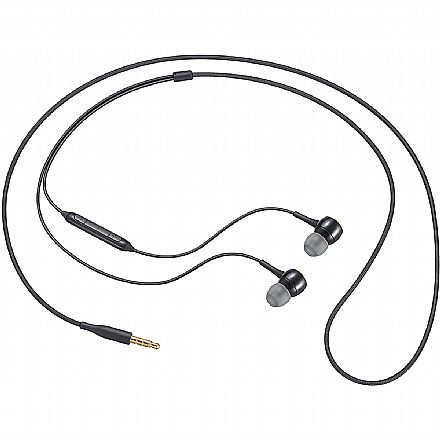 Fone de Ouvido Samsung IG935 - com Microfone - Conector P2 - Preto