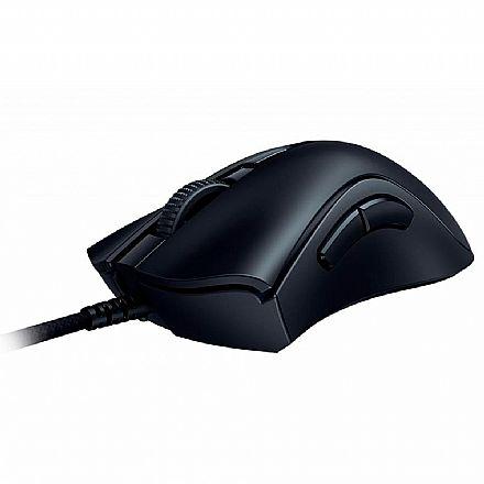 Mouse Gamer Razer DeathAdder V2 Mini - 8500dpi - Chroma RGB - 6 Botões Programáveis - RZ01-03340100-R3U1
