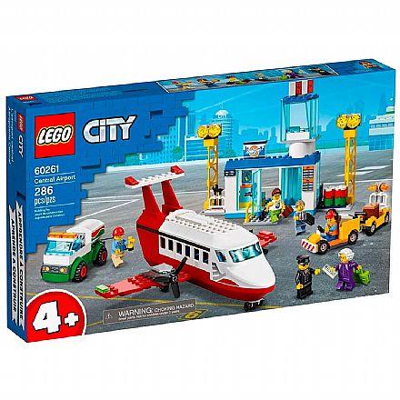 LEGO City - Aeroporto Central - 60261