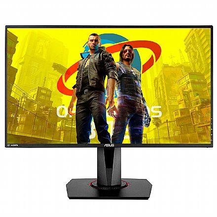 "Monitor Gamer 27"" Asus VG278QR - Full HD - G-Sync - 165Hz - 0.5ms - HDMI/DisplayPort"