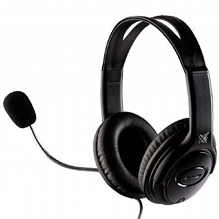 Headset Maxprint Basic - com Microfone - USB - 6013322