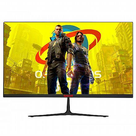 "Monitor Gamer 23.8"" Redragon Ruby GM3CC238 - Full HD - 144HZ - 1ms - HDMI/DisplayPort"