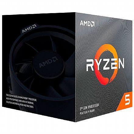 AMD Ryzen 5 3600 XT - 12 Threads - 3.8GHz (Turbo 4.5GHz) - Cache 32Mb - AM4 - Wraith Spire Cooler - 100-100000281BOX